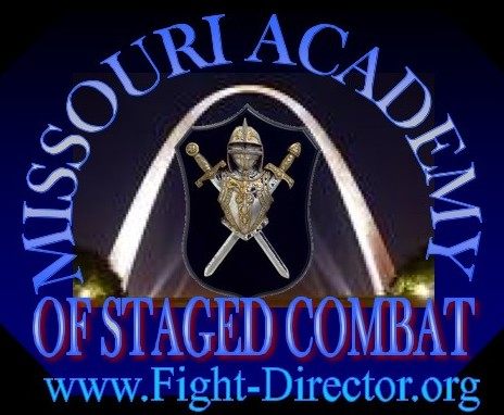 Missouri Academy of Staged Combat Logo